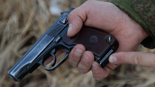khẩu súng ngắn Makarov - Sputnik Việt Nam