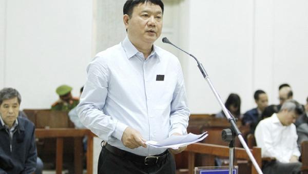 Bị cáo Đinh La Thăng tự bào chữa tại tòa - Sputnik Việt Nam