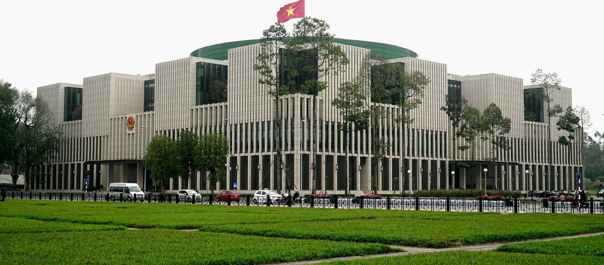 Quốc hội Việt Nam - Sputnik Việt Nam, 1920, 01.04.2021