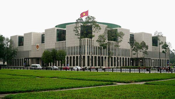 Quốc hội Việt Nam - Sputnik Việt Nam