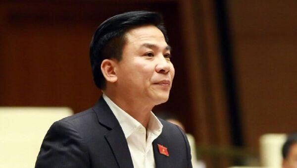 Ông Đỗ Trọng Hưng - Sputnik Việt Nam