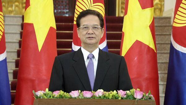 Thủ tướng Nguyễn Tấn Dũng - Sputnik Việt Nam