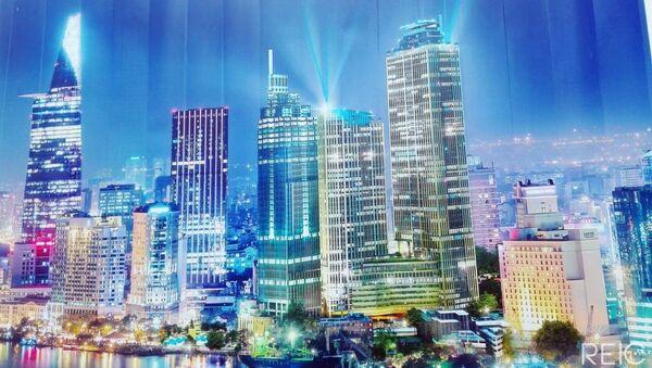 Sài Gòn Mê Linh Tower - Sputnik Việt Nam