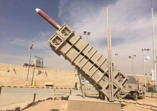 Hệ thống chống tên lửa MIM-104 Patriot Saudi Arabia