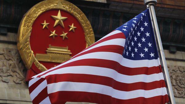 Mỹ và Trung Quốc - Sputnik Việt Nam