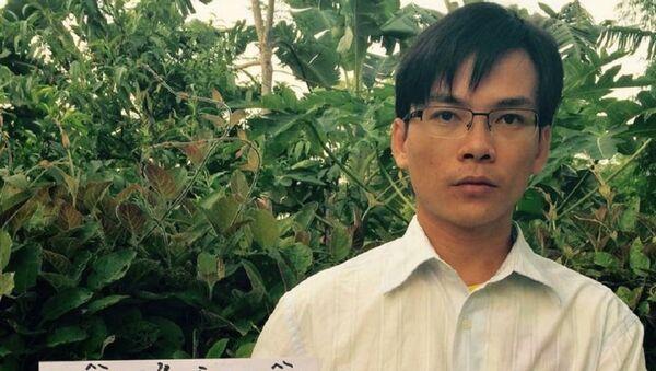 Nguyễn Viết Dũng hay còn gọi là Dũng Phi Hổ. - Sputnik Việt Nam