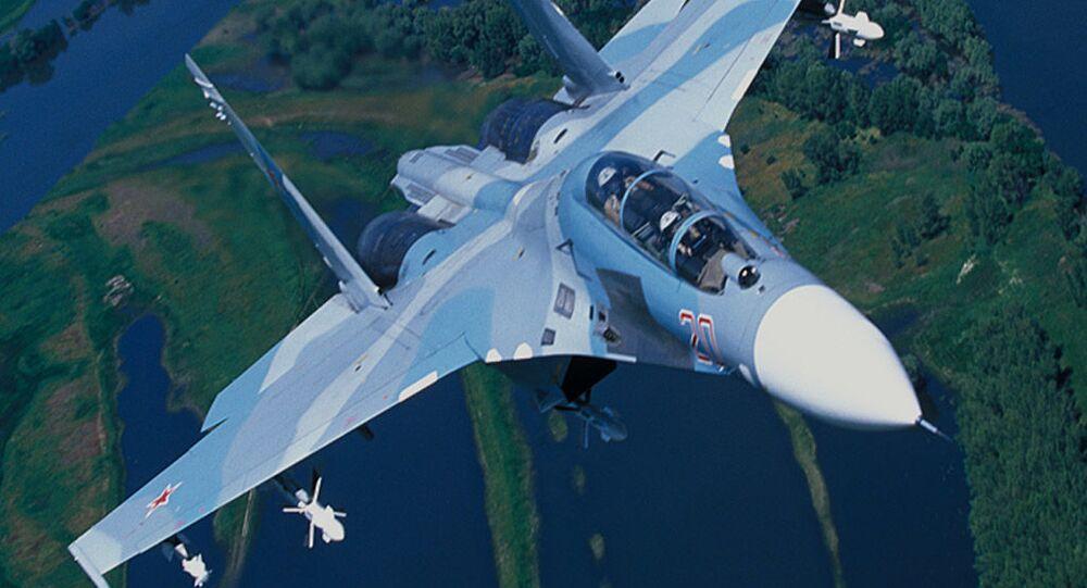 Tiêm kích cơ huấn luyện - chiến đấu Su-27UBK
