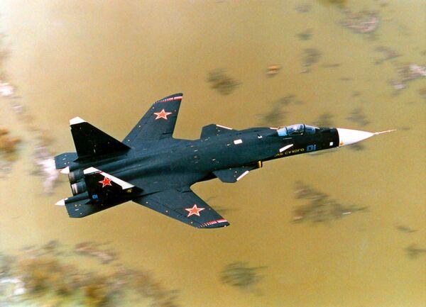 """Tiêm kích cơ Su-47 """"Berkut"""" - Sputnik Việt Nam"""