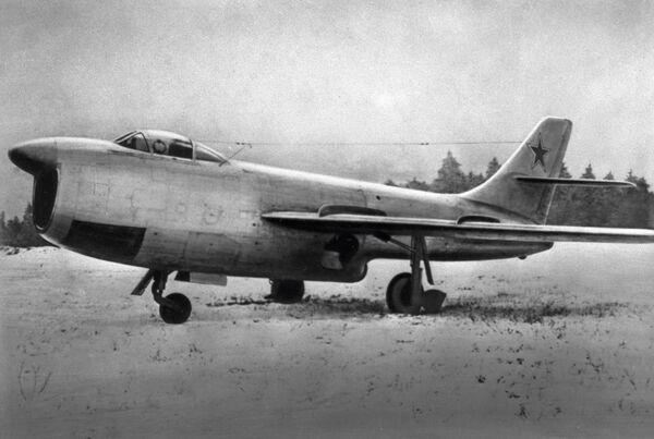 Máy bay tiêm kích - đánh chặn Su-15 - Sputnik Việt Nam
