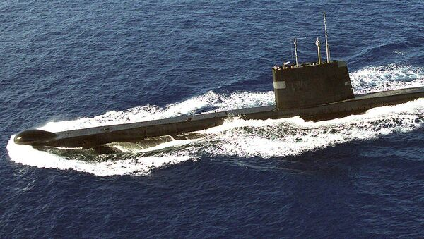 Tàu ngầm HMAS ONSLOW (SS-60) - Sputnik Việt Nam
