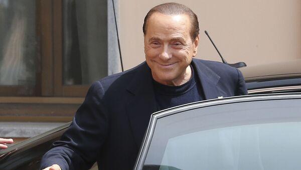 Silvio Berlusconi - Sputnik Việt Nam