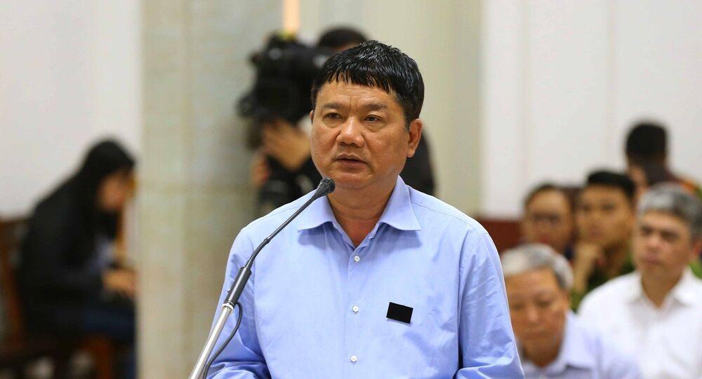Ông Đinh La Thăng đối diện bản án từ 18-19 năm tù.