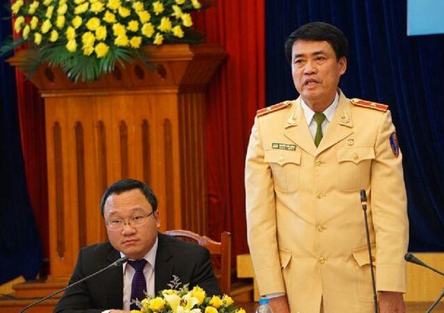Thiếu tướng Nguyễn Hữu Dánh, Cục phó Cục CSGT