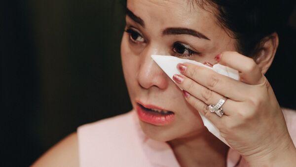 Bà Lê Hoàng Diệp Thảo: Tôi đã từng yêu Đặng Lê Nguyên Vũ lúc anh ấy nghèo khó nhất, cơ hàn nhất, thì không lý do gì tôi lại không yêu thương người cha của 4 đứa con của mình thêm một vài lần nữa. - Sputnik Việt Nam