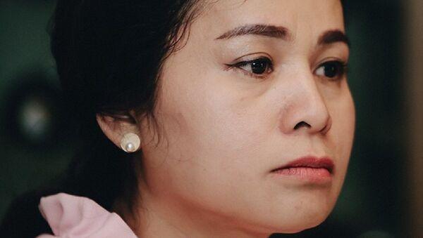 Bà Lê Hoàng Diệp Thảo - Sputnik Việt Nam