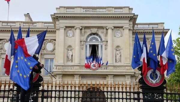 Bộ Ngoại giao Pháp - Sputnik Việt Nam