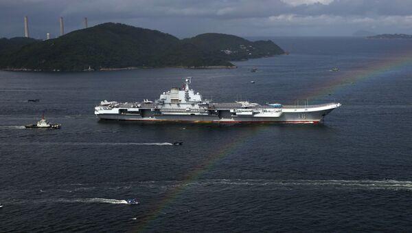 hàng không mẫu hạm Liêu Ninh - Sputnik Việt Nam