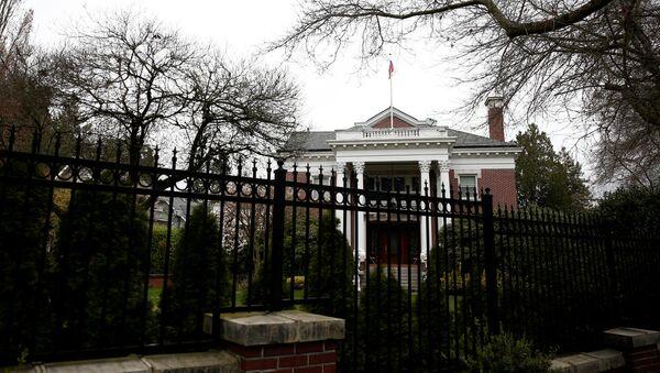 Tổng lãnh sự quán Nga ở Seattle, Hoa Kỳ - Sputnik Việt Nam