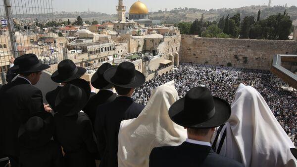 Lễ Vượt Qua tại Israel - Sputnik Việt Nam