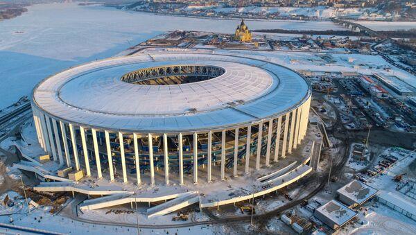 Sân vận động World Cup 2018 tại Nizhny Novgorod - Sputnik Việt Nam