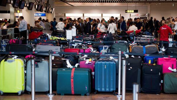 Hành lý của khách tại sân bay - Sputnik Việt Nam