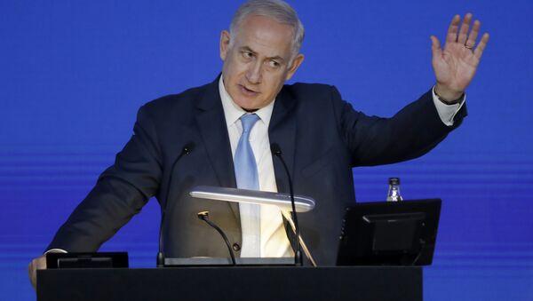 Thủ tướng Israel Benjamin Netanyahu - Sputnik Việt Nam