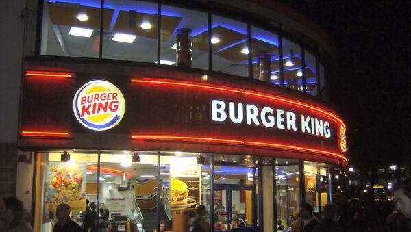 Burger King - Sputnik Việt Nam
