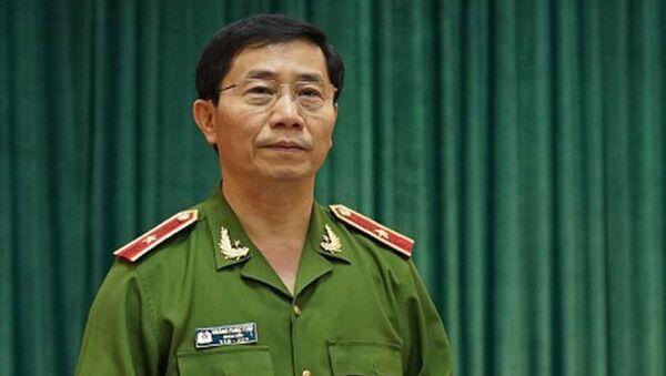 Tướng Hoàng Quốc Định. - Sputnik Việt Nam