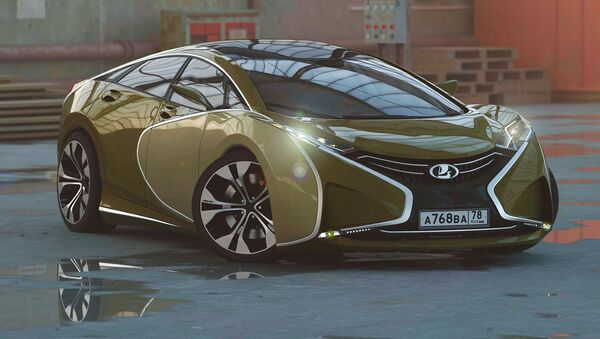 Lada Questa - Sputnik Việt Nam
