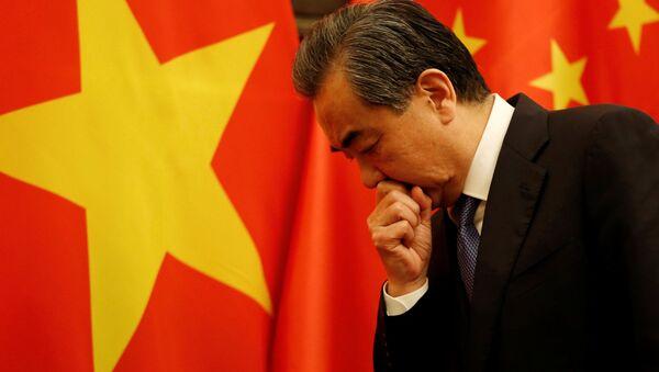 Bộ trưởng Bộ Ngoại giao Trung Quốc Vương Nghị tại Hà Nội - Sputnik Việt Nam