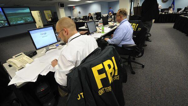 FBI - Sputnik Việt Nam