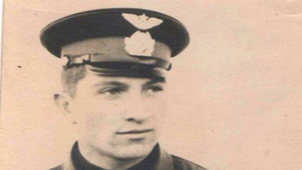 Đại úy không quân Liên Xô Poyarkov Yuri Nikolaevich. - Sputnik Việt Nam
