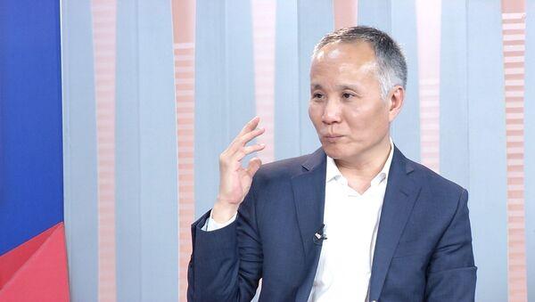 Thứ trưởng Bộ Công Thương, ông Trần Quốc Khánh - Sputnik Việt Nam