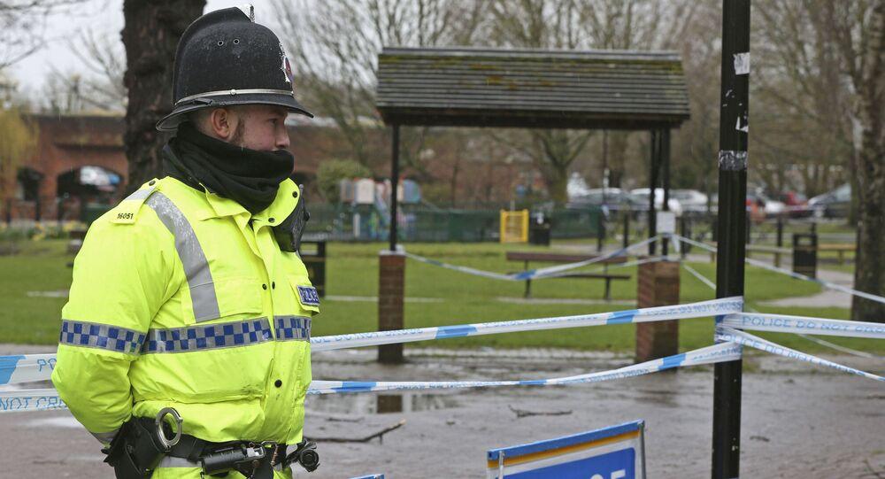 vụ đầu độc cựu đại tá an ninh Sergey Skripal ở Anh
