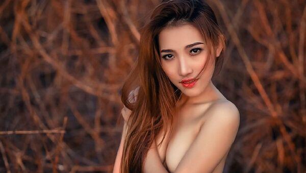 Cô gái Việt quyến rũ - Sputnik Việt Nam