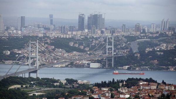 Istanbul, Bosporus - Sputnik Việt Nam