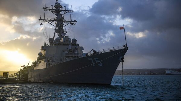 USS Donald Cook - Sputnik Việt Nam