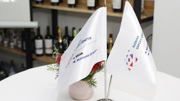 Lễ giới thiệu Nhà thương mại của Tập đoàn Trung tâm xuất khẩu Nga (REC) ở Việt Nam. - Sputnik Việt Nam