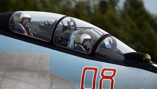 Su-30SM - Sputnik Việt Nam