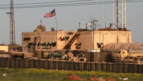 căn cứ quân sự Mỹ ở Manbij - Sputnik Việt Nam