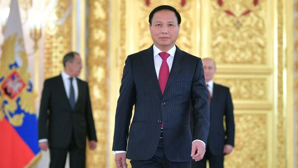 Ngô Đức Mạnh, Đại sứ Đặc mệnh Toàn quyền nước CHXHCN Việt Nam tại Liên bang Nga - Sputnik Việt Nam