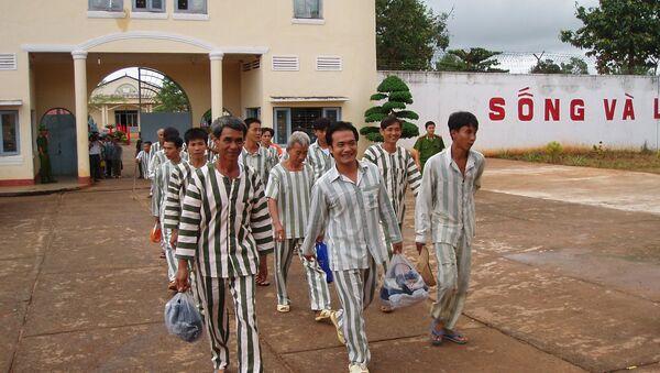 Ân xá tù nhân - Sputnik Việt Nam