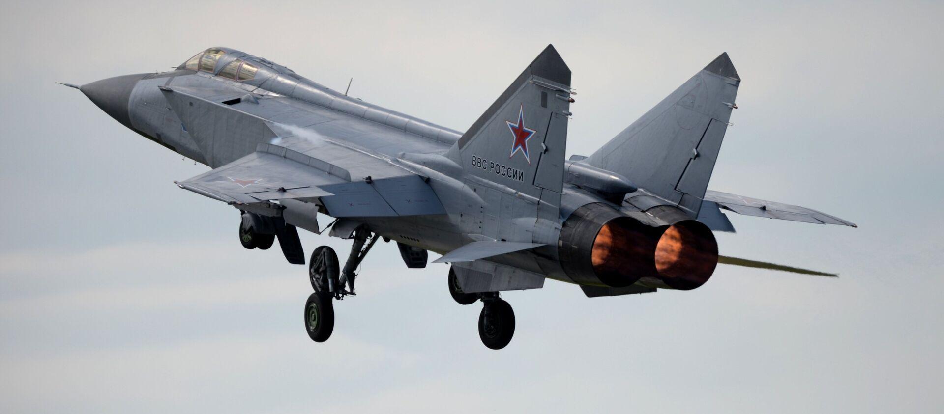 MiG-31  - Sputnik Việt Nam, 1920, 09.03.2021