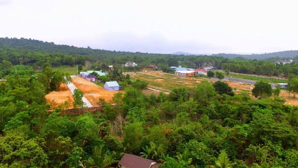 Thanh tra tỉnh Kiên Giang đã làm rõ nhiều sai phạm trong công tác quản lý, sử dụng đất tại Phú Quốc. - Sputnik Việt Nam
