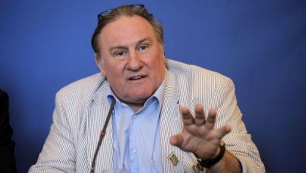 Gerard Depardieu - Sputnik Việt Nam