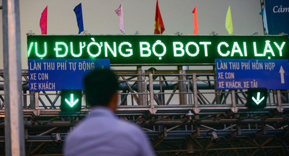 BOT Tiền Giang, trạm Cai Lậy