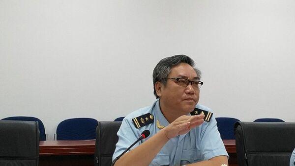 Ông Lê Nam Phong, Đội phó Đội Điều tra chống buôn lậu khu vực miền Trung, Cục Điều tra chống buôn lậu, Tổng cục Hải quan - Sputnik Việt Nam