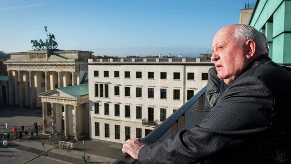 Tổng thống đầu tiên và duy nhất của Liên Xô Mikhail Gorbachev - Sputnik Việt Nam