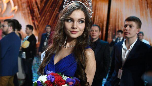Hoa hậu Nga-2018 Yulia Polyachihina - Sputnik Việt Nam