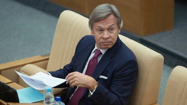 Thượng nghị sĩ Alexei Pushkov - Sputnik Việt Nam